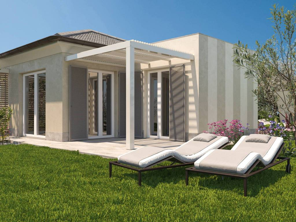 foto Esterno Villa bifamiliare, nuova, 50 mq, Ceriale