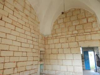 Foto - Casa indipendente 50 mq, da ristrutturare, Cursi
