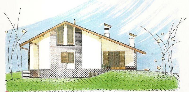 foto  Villa unifamiliare, nuova, 300 mq, Agrate Conturbia