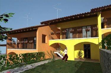 foto  Casa indipendente 140 mq, nuova, Nebbiuno