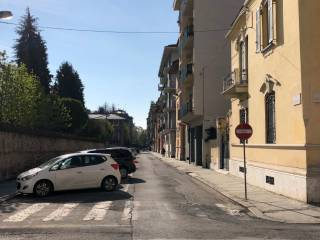Photo - 4-room flat to be refurbished, mezzanine, Centro, Cuneo