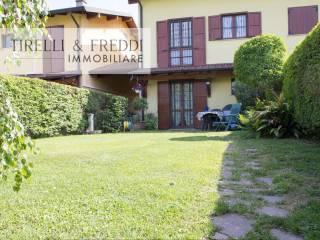 Foto - Villa a schiera via Donatori di Sangue, Cellatica
