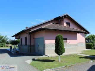 Foto - Villa unifamiliare via Vittorio Veneto, Stroppiana