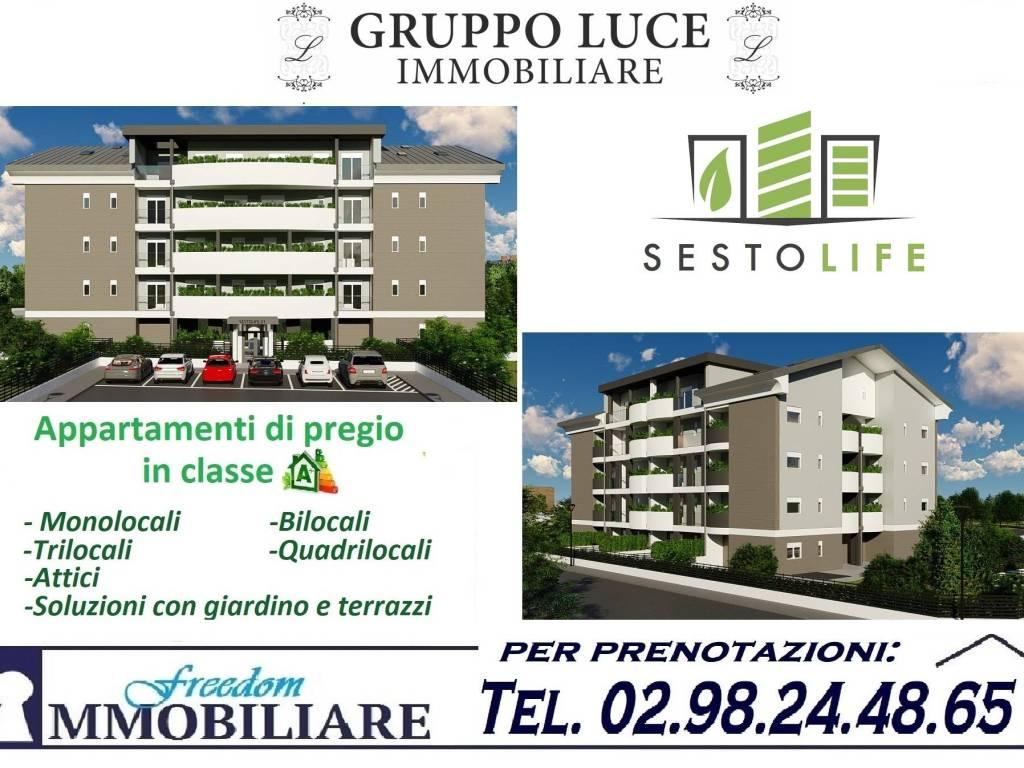 foto SESTOLIFE 2-room flat via Basilicata, San Giuliano Milanese