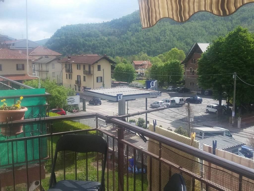 foto Balcone 3-room flat via Nuvaira 7, Germagnano