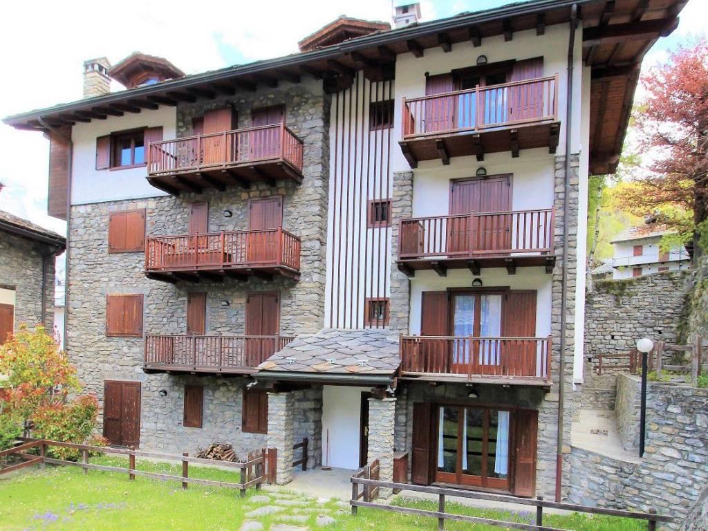 foto  3-room flat via della Torre, Courmayeur