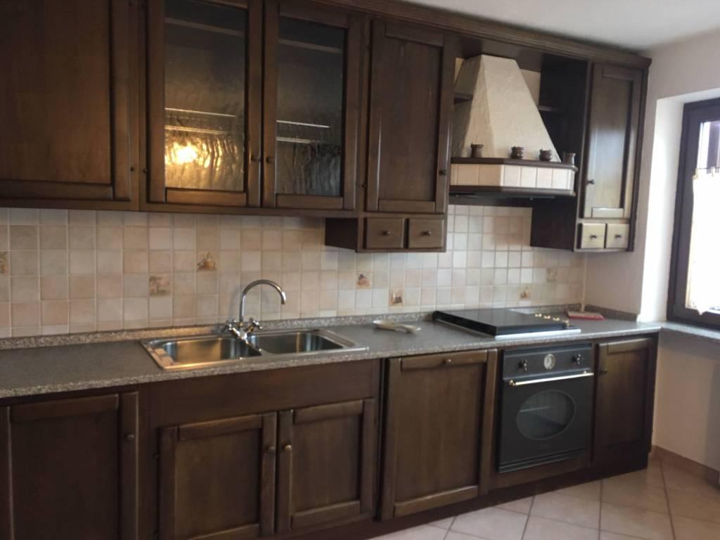 foto Cucina 3-room flat via Roma 86, Cafasse