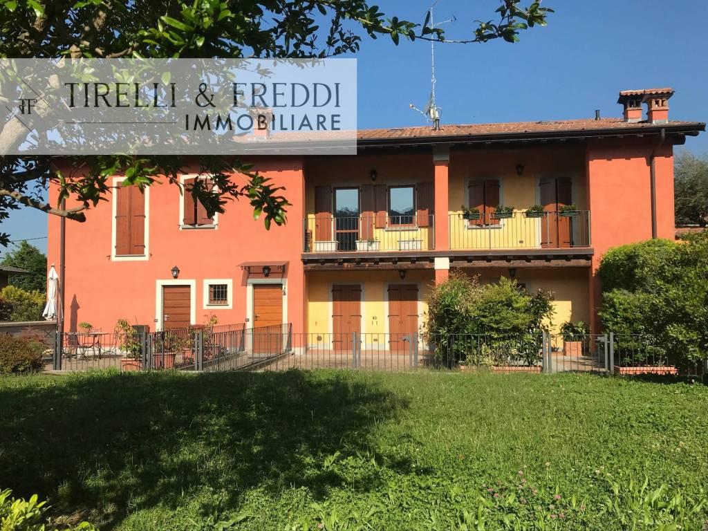 foto PIC Trilocale via Foina, Monticelli Brusati
