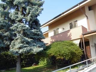 Foto - Villa a schiera via Achille Grandi 25, Roncello