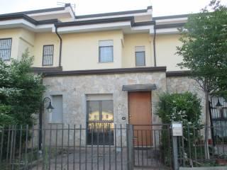 Foto - Villa a schiera Contrada Rocchi 499, Quattromiglia, Rende