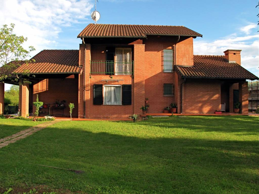 foto 1 Single family villa via vietta 1, Moriondo Torinese