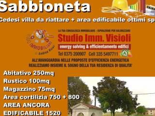 Foto - Villa unifamiliare via Aldo Moro, Vigoreto, Sabbioneta