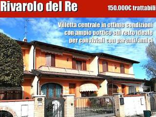 Photo - Terraced house via Giovanni Cadolini 34, Rivarolo del Re ed Uniti