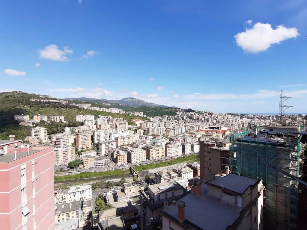 foto VISTA Τριάρι via Antonio Burlando 18, Genova