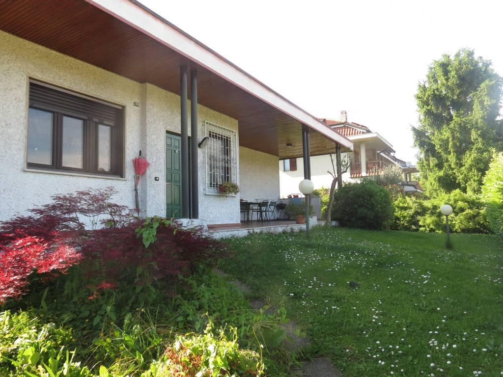 foto prospetto Single family villa, excellent condition, 161 sq.m., Trezzano sul Naviglio