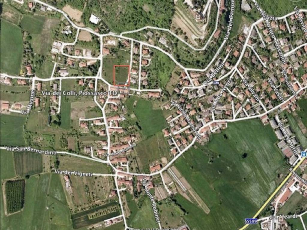 foto mappale Residential building plot in Piossasco