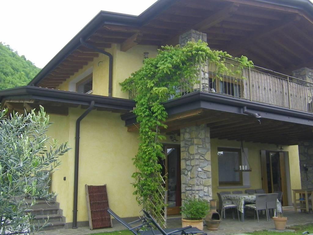 foto  Villa unifamiliare, nuova, 131 mq, Villanuova sul Clisi