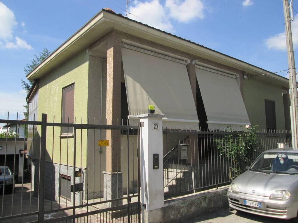 foto casa Vila familiar corso Vittorio Emanuele II 36, Vigevano