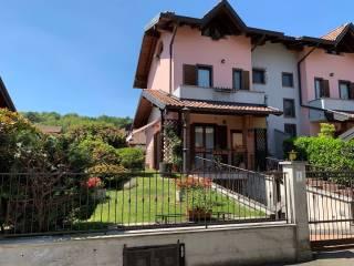 Foto - Villa bifamiliare via Leonardo da Vinci, Borgo Ticino