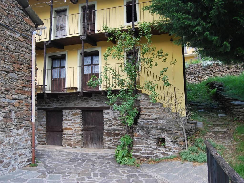foto  Detached house Borgata Pomeano, Pramollo