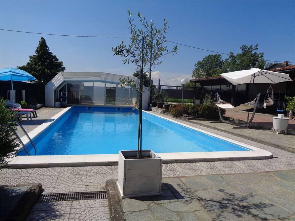 foto esterno Two-family villa regione benne bicocca, 2, Scalenghe
