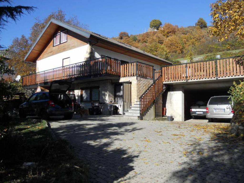 foto ESTERNO Villa unifamiliare frazione Plan, Verrayes