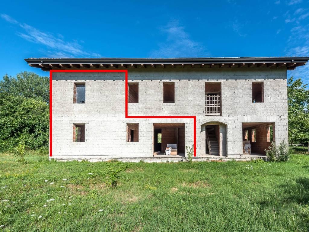 foto blocco A Multi-family villa via Fazzano 6, Correggio