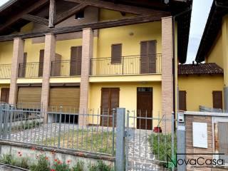 Foto - Villa a schiera via Guglielmo Marconi, San Fiorano