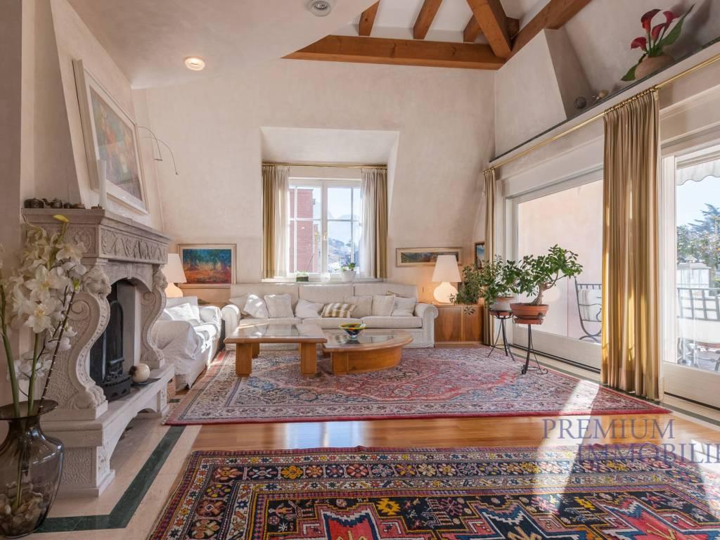 foto Soggiorno Penthouse excellent condition, 222 sq.m., Merano