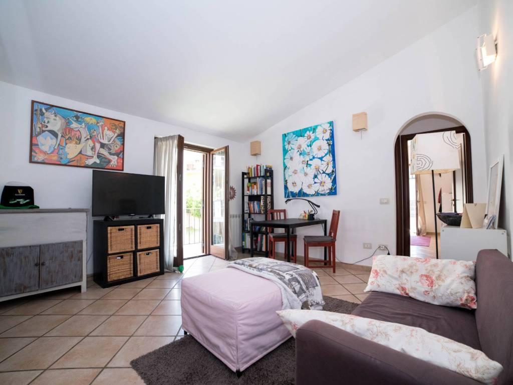 foto Soggiorno 2-room flat via della Macchia 4, Trevignano Romano