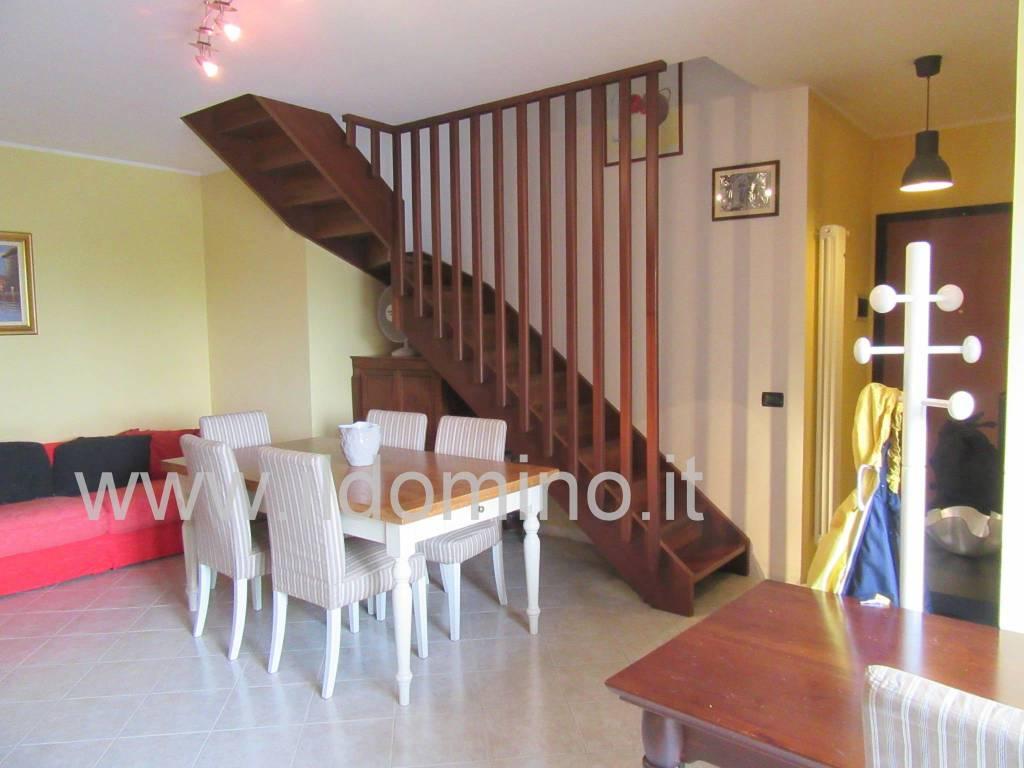 foto sala Appartamento via Pordenone, Rubano