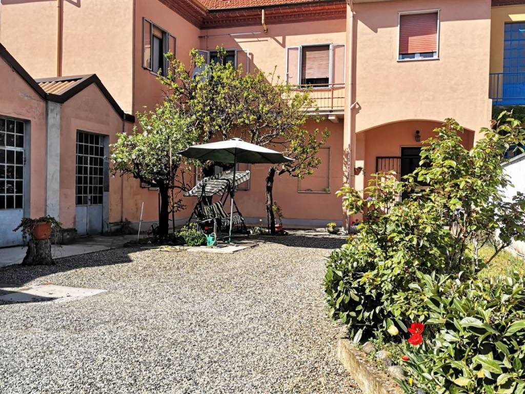 foto giardino Villa unifamiliare via Levata, Alessandria