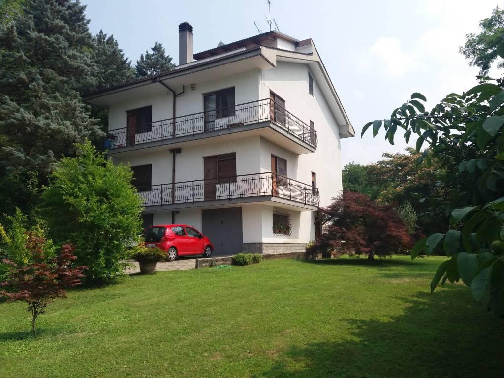 foto Esterno 1 4-room flat via Roccabauda 13, Cavagnolo