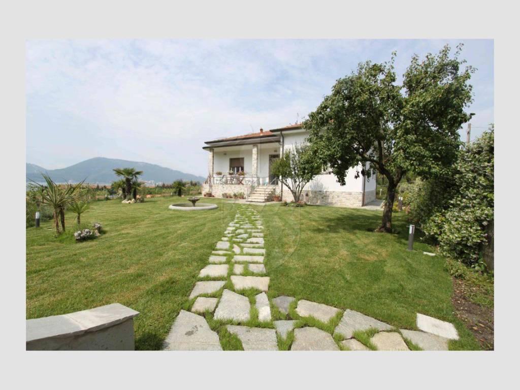 foto VILLA-LA SPEZIA Villa unifamiliare via Luigi Rizzo, La Spezia