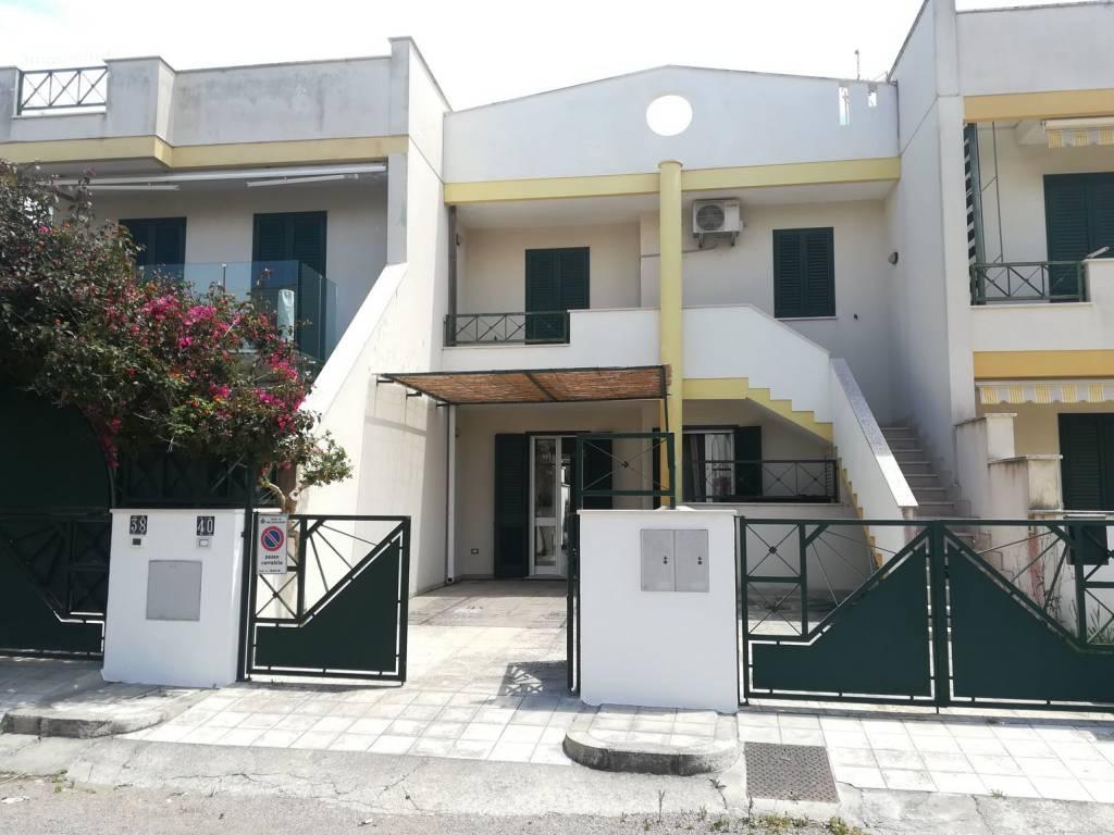 foto  Villa bifamiliare via del Fante, Melendugno