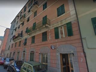Foto - Appartamento all'asta via Sebastiano Biagini 2, Genova