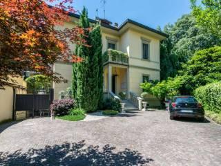 Foto - Villa bifamiliare via quintino sella 16, San Biagio, Monza