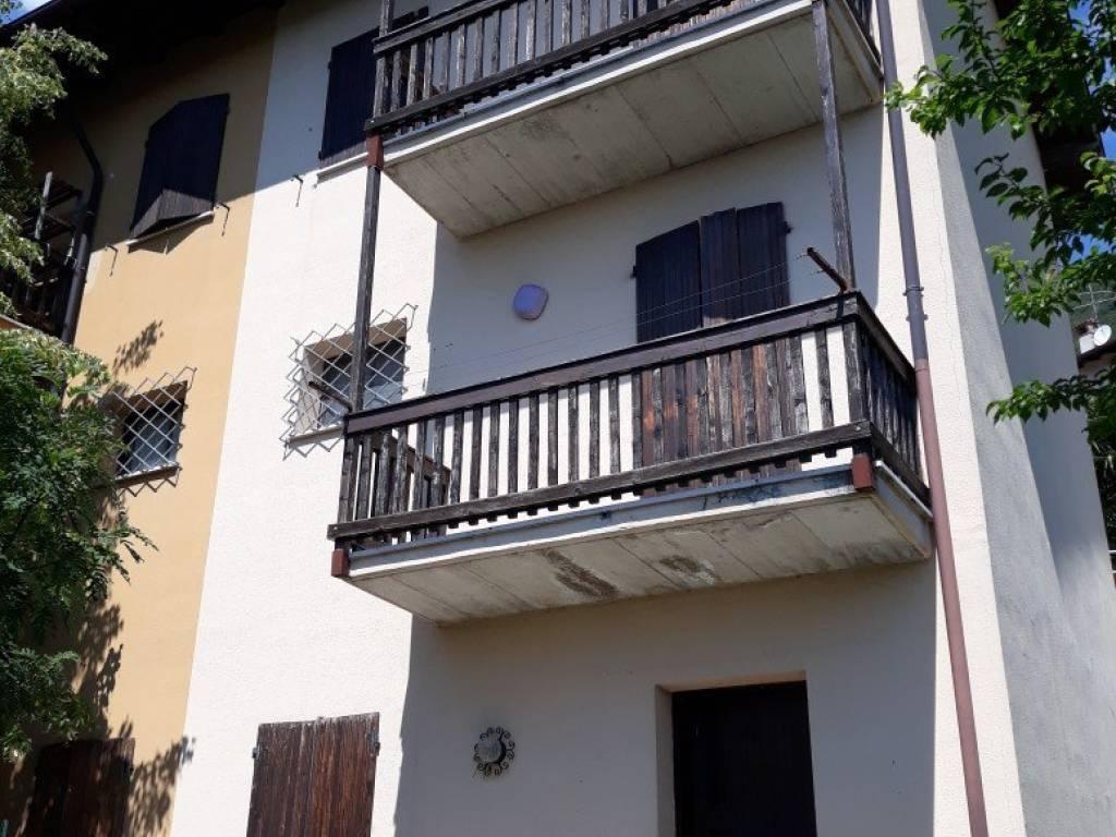 foto  Villa a schiera, buono stato, Vito d'Asio