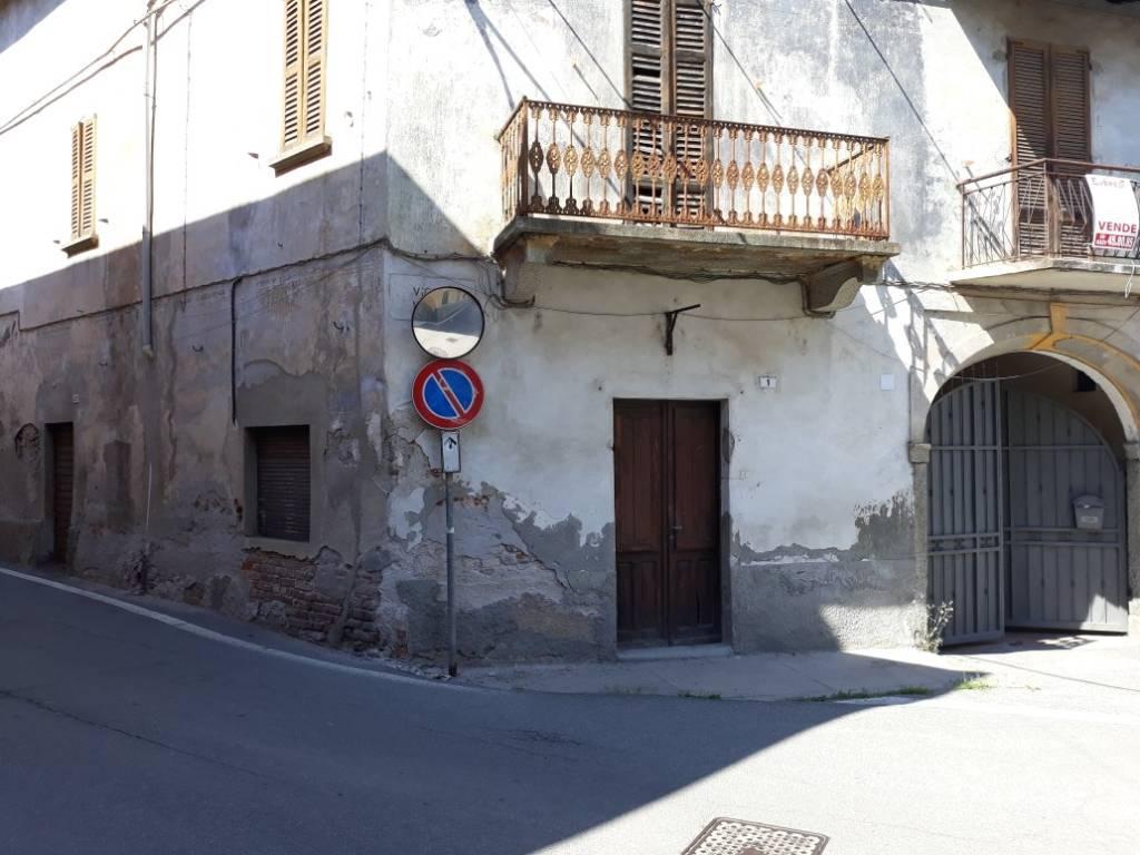 foto esterno Casa indipendente vicolo Vanolo, 1, Vaprio d'Agogna