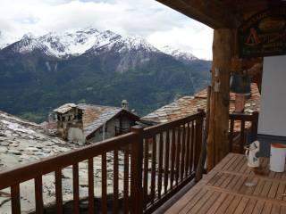 Foto - Appartamento in villa frazione Morge 60, Morge, La Salle