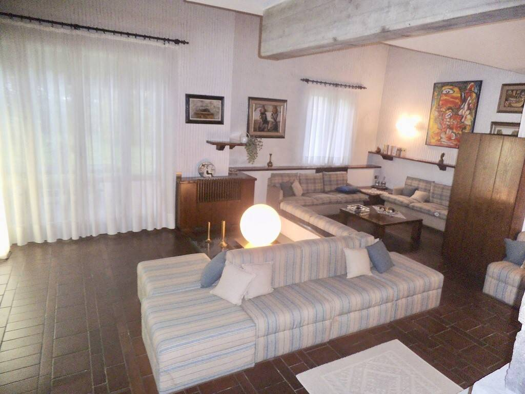 foto Sala Single family villa, excellent condition, 320 sq.m., San Martino dall'Argine