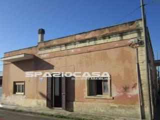 Foto - Casa indipendente via A  Volta, 11, Borgagne, Melendugno