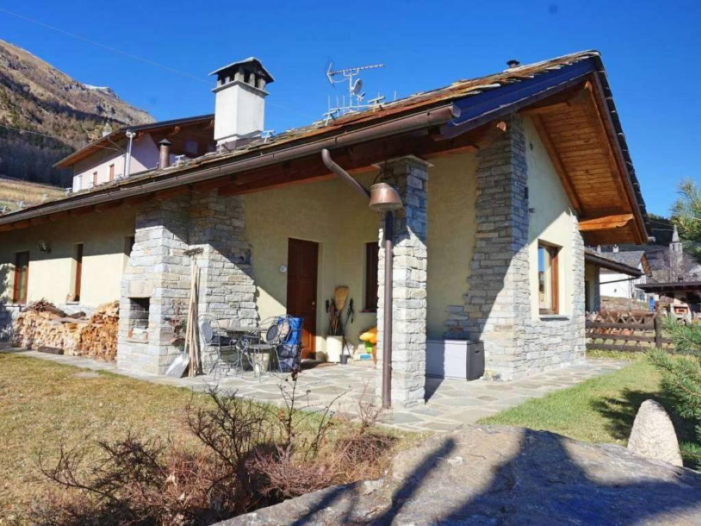 foto  Quadrilocale contrada Grand Villa, Verrayes