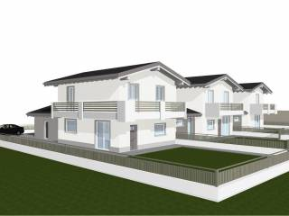 Photo - Terraced house 4 rooms, new, Carobbio degli Angeli