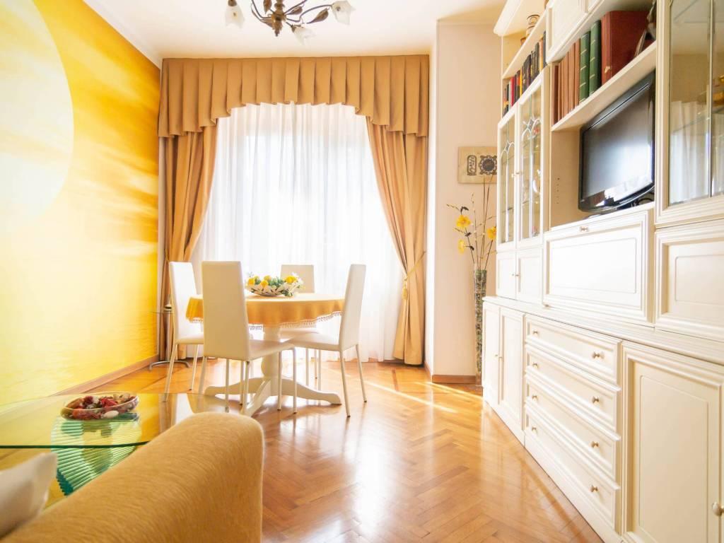 Vendita Appartamento Torino. Trilocale in corso Orbassano 207. Buono ...