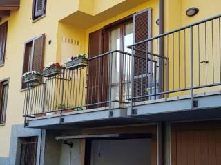 Foto - Villa a schiera via Ronchetto 4, Prestino, Como