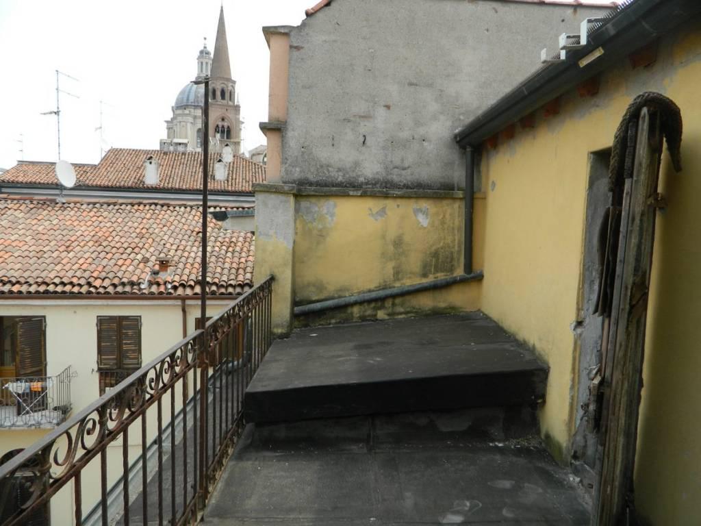 foto terrazza Attic corso Umberto I, Mantova
