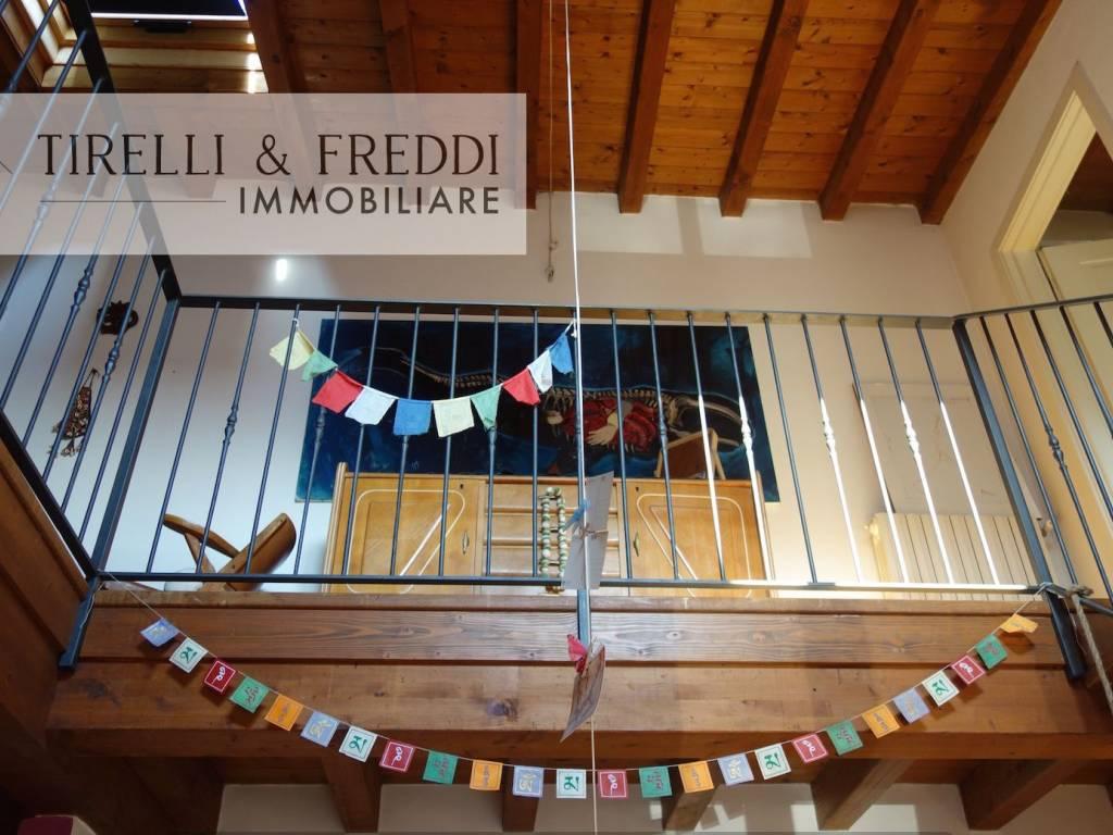 foto Soppalco Trilocale via Pedenaga, Rodengo Saiano