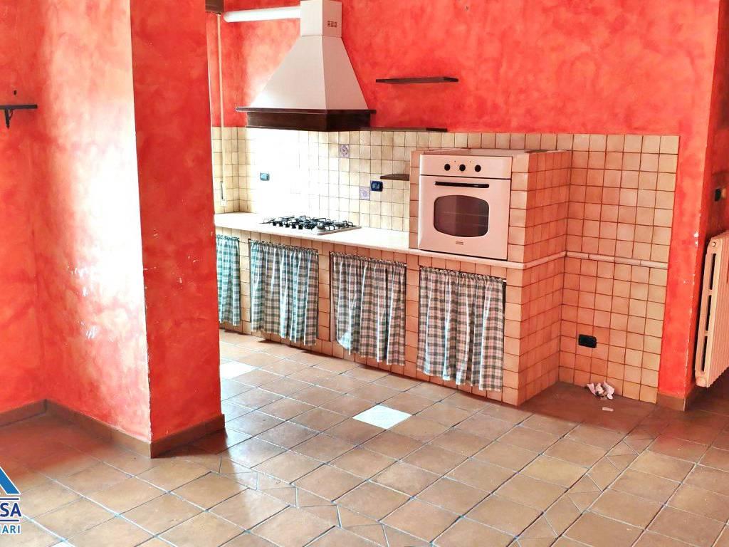 foto soggiorno-angolo cottura 4-room flat via Torino, Sora