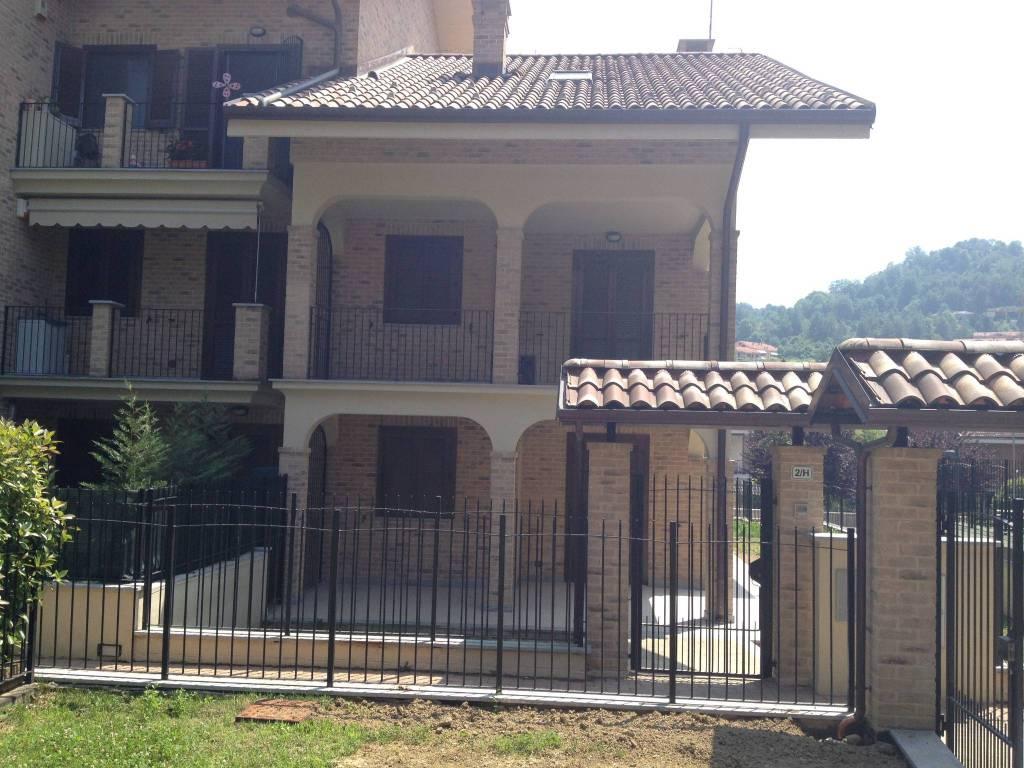 foto ESTERNO Terraced house via Vincenzo Monti 2, Castiglione Torinese